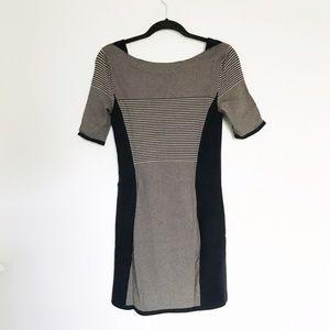 Rag & Bone Striped Sweater Dress